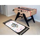 "Nashville Predators 30"" x 72"" Hockey Rink Runner"