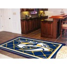 Nashville Predators 5' x 8' Area Rug