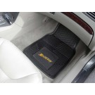 "Anaheim Ducks 18"" x 27"" Heavy Duty Vinyl Auto Floor Mat (Set of 2 Car Mats)"