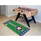 "Houston Astros 30"" x 72"" Baseball Runner"
