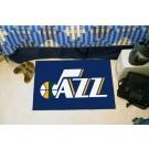 """Utah Jazz 19"""" x 30"""" Starter Mat"""