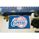 "Los Angeles Clippers 19"" x 30"" Starter Mat"