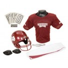 Franklin Mississippi State Bulldogs DELUXE Youth Helmet and Football Uniform Set (Small)