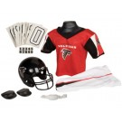 Franklin Atlanta Falcons DELUXE Youth Helmet and Football Uniform Set (Medium)