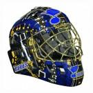 St. Louis Blues Franklin Mini Goalie Mask
