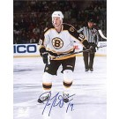 "Joe Thornton Autographed 8"" x 10"" Photograph (Unframed)"