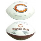 Chicago Bears Limited Edition Embroidered Signature Series Football from Fotoball