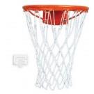 "15"" Practice Basketball Goal with Nylon Net"