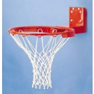 Institutional Reverse Mount Basketball Goals with Nylon Nets