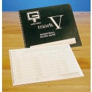 Mark V Basketball Scorebook from Gared - Set of 12 Scorebooks