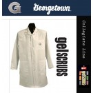 Georgetown Hoyas Long Lab Coat from GelScrubs (with G Logo)