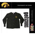 Iowa Hawkeyes Scrub Style Nursing Jacket from GelScrubs