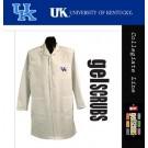 Kentucky Wildcats Long Lab Coat from GelScrubs