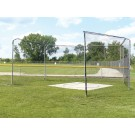 Pro-Down Discus Cage with Sleeves