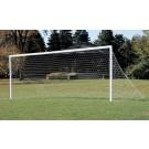 Elite III Sleeved Aluminum Soccer Goals - 1 Pair