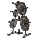 Triangle Olympic Plate Holder