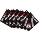 Heavy Grip Hand Grippers Full Set of 6 (100 - 350 lb.)