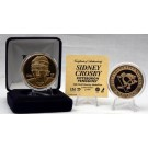 Sidney Crosby 24KT Gold Commemorative Coin from The Highland Mint