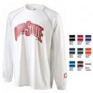 """Fuel"" Long Sleeve Unisex Knit Shirt from Holloway Sportswear"