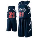 "Ladies' ""Liberty"" Basketball Shorts from Holloway Sportswear"