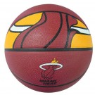Spalding NBA Miami Heat Courtside Team Basketball