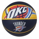 Spalding NBA Oklahoma City Thunder Courtside Team Basketball
