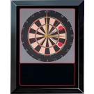Dartboard Scene Award Series Wall Clock