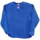 """Chicago Cubs MLB Authentic Collection """"Tech Fleece"""" Pullover (Royal) by Majestic Athletic"""