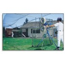JUGS® Batting Cage Frame For Use with #8 Backyard Softball Net™ (119 lb. or 191 lb. Breaking-Strength Nylon Twine)