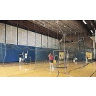 Jugs® Ceiling Installation / Suspension Kit (compatible with all Jugs® Batting Cage Nets)