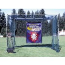 JUGS SPEED™ Challenge Fundraiser Package (Radar Gun, Readout Display, Multi-Sport Instant Cage and Backdrop) - 3 Digit Readout