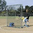 "JUGS Softball ""Quick-Snap"" Protective Screen"