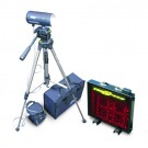 """JUGS® 7"""" Wireless Radar Gun Package"""