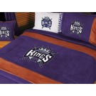 "Sacramento Kings MicroSuede Full / Queen Comforter from ""The MVP Collection"" by Kentex"