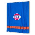 "Detroit Pistons Shower Curtain for ""The MVP Collection"" by Kentex"