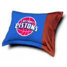 "Detroit Pistons Pillow Sham from ""The MVP Collection"" by Kentex"