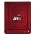 "Louisville Cardinals Jersey Mesh Twin Comforter from ""The Locker Room Collection"" by Kentex"