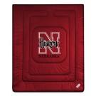 "Nebraska Cornhuskers Jersey Mesh Twin Comforter from ""The Locker Room Collection"" by Kentex"
