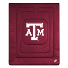 """Texas A&M Aggies Jersey Mesh Twin Comforter from """"The Locker Room Collection"""" by Kentex"""