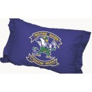"""Notre Dame Fighting Irish Coordinating Pillow Sham from """"The Locker Room Collection"""" by Kentex"""