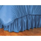 North Carolina Tar Heels Coordinating Twin Bedskirt for the Locker Room or Sidelines Collection by Kentex
