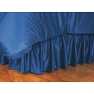 West Virginia Mountaineers Coordinating Twin Bedskirt for the Locker Room or Sidelines Collection by Kentex