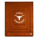 "Texas Longhorns Jersey Mesh Twin Comforter from ""The Locker Room Collection"" by Kentex"