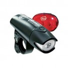 Planet Bike LED Bicycle Light Set - Beamer 1 and Blinky 3
