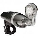 Planet Bike Blaze 1-Watt Headlight and Super flash Tail Light Combination Bicycle Light Set