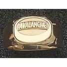"Ottawa Senators ""Senators Puck"" Men's Ring Size 12 - Sterling Silver Jewelry"