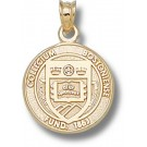 "Boston College Eagles ""Seal"" Pendant - 10KT Gold Jewelry"