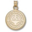 "Butler Bulldogs ""Seal"" Pendant - 14KT Gold Jewelry"