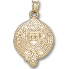 "Fordham Rams ""Seal"" Pendant - 14KT Gold Jewelry"