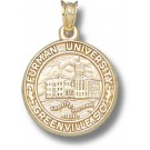 "Furman Paladins ""Seal"" Pendant - 14KT Gold Jewelry"